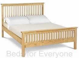 Atlanta Bed Frame Hfe Bed Frame Oak Bentley Designs