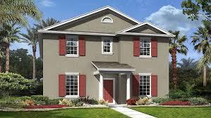 Ryland Homes Orlando Floor Plan by Monroe Floor Plan In Orchard Hills Verandah Calatlantic Homes