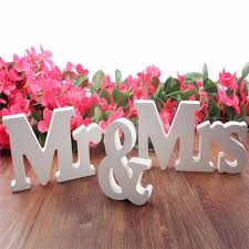 mr mrs wedding table decorations letters mr mrs wedding table centrepieces present table diy