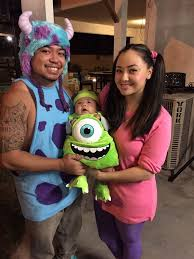 Monsters Inc Costumes Monsters Inc Halloween Costumes 17 Melhores Ideias Sobre