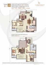 Saujana Residency Floor Plan Eddie Wong Home2u V Residence Puchong Cyberjaya For Sale