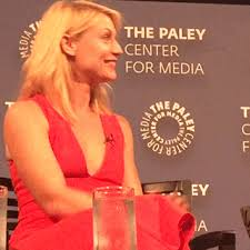 showtime claire danes homeland pose posing look at me paley center