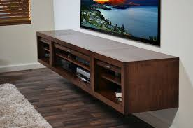 White Bedroom Entertainment Center Splendid Idea Of Wall Mounted Tv Console Shows Modern Look