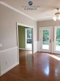 what paint color goes best with cherry wood cabinets the 16 best paint colours to go with oak or wood trim