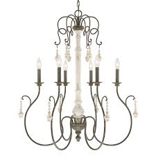 capital lighting fixture company 6 light chandelier capital lighting fixture company