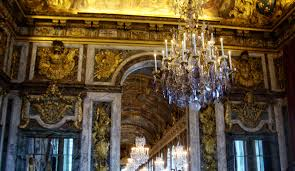 Chandelier Room Versailles Has Some Amazing Chandeliers House Of Modern Vintage