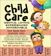 20 modern baby daycare flyer psd mockups flyer template 20 modern