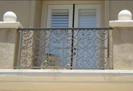 Decorative Wrought Iron Railings Staircase Railings Decorative Wrought Iron San Diego Ca