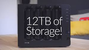 Storage Solution Synology Ds916 Nas The Best Storage Solution Youtube