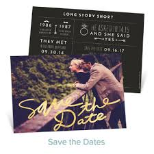 Savethedate Save The Date Custom Designs From Pear Tree