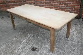Pale Oak Square Leg Table Pale Oak Kitchen Table Bleached Oak - Antique oak kitchen table