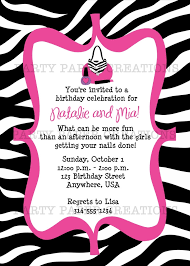 Free Printable Halloween Invitations Kids Free Invitations To Print Birthday Invitation Glamour
