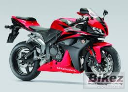 2008 honda rr 600 2008 honda cbr 600 rr specifications and pictures