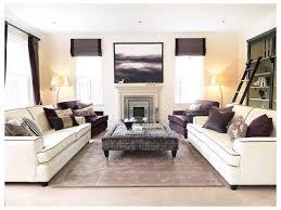 Purple Bedroom Feature Wall - dark living room feature walls feature wall hotel dining room
