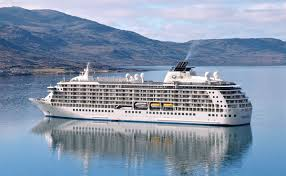 the cruise ship you live on the world
