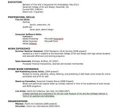Radio Personality Resume Clever First Resume Examples How Student First Job Career Kids To