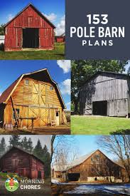 Free Do It Yourself Shed Building Plans by Best 25 Pole Barn Plans Ideas On Pinterest Barn Plans Building