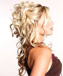 cute curly hairstyles for medium hairtechkearney