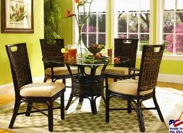 rattan kitchen chairs wicker kitchen chairs popularity of wicker