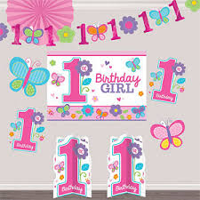 1st birthday decorations party delights