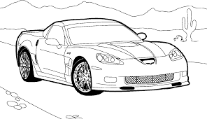 cool race car coloring 13 5484