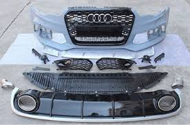 audi kits a6 front bumper kit for audi a6 c7 2012 2014 year kits rs style
