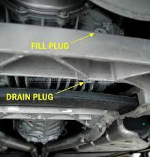 2005 corvette automatic transmission corvette c6 diy differential change
