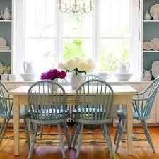 blue dining room table dining room design ideas