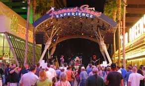 experience las vegas fremont experience las vegas times and review