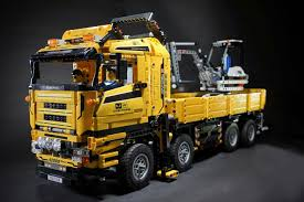 lego technic truck pin by ryan mcconnell on lego technic construction pinterest