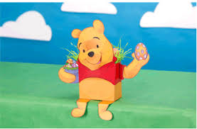 winnie the pooh easter basket family activity make a winnie the pooh basket for your easter egg