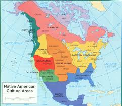 native american culture areas ya native com yanative pre 1600