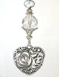 hummingbird fan pull chains scroll heart ceiling fan pull silver heart pull chain