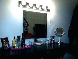 how to make vanity desk ikea vanity mirror mirror with lights vanity mirror light mirror