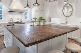 unique kitchen countertops wood kitchen countertops pros and cons white kitchen pendant