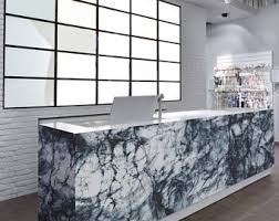 Wallpaper For Home Interiors by Grey And White Marble Wallpaper Home And Business Wall Decor