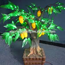 mini led fruit tree light used indoor outdoor high quality mango