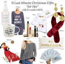 11 under 65 last minute christmas gifts