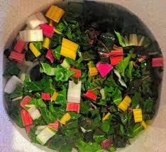 cuisiner les bettes bettes façon cloclo recette de bettes façon cloclo marmiton