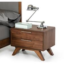 modern nightstands and bedside tables allmodern