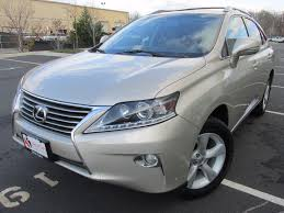 tri county lexus pre owned 2013 lexus rx 350 awd w backup camera sterling virginia