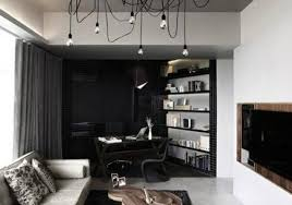 Modern Great Room - modern small living room home design ideas design pics