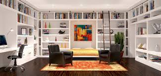 southwestern st andard bookcases with beach house living room