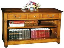 dos de canap dos de canapé 3 tiroirs et 1 niche en merisier massif collection