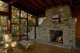 Room Dividers Floor To Ceiling - interiors rustic fieldstone fireplace room divider also floor to