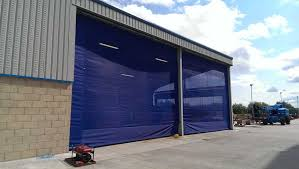Industrial Curtain Wall Industrial Curtains Montrose U0026 Sail