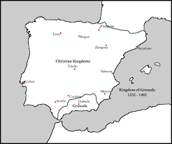 Toledo Map Spain Map Coloring Pages