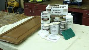 Cabinet Painting Kits Rust Oleum Cabinet Transformations Painting Kit Today U0027s Homeowner