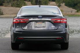 toyota avalon awd 2014 2015 toyota avalon price release date specs and review