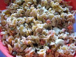 recette de salade de pâtes par comeleo